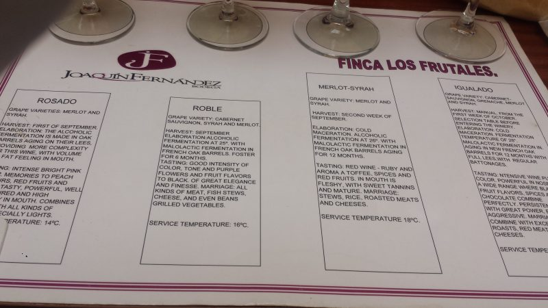 wine tasting in spain image