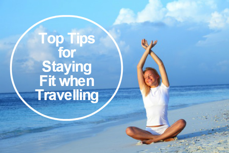 Top Tips for Staying fit when travelling image