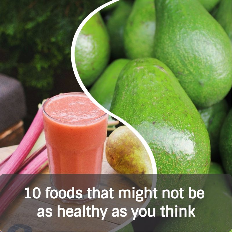50 plus health food not as healthy as you think image
