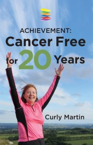 20 years cancer free book cover