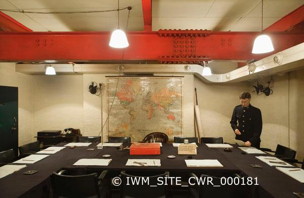 churchills war rooms london