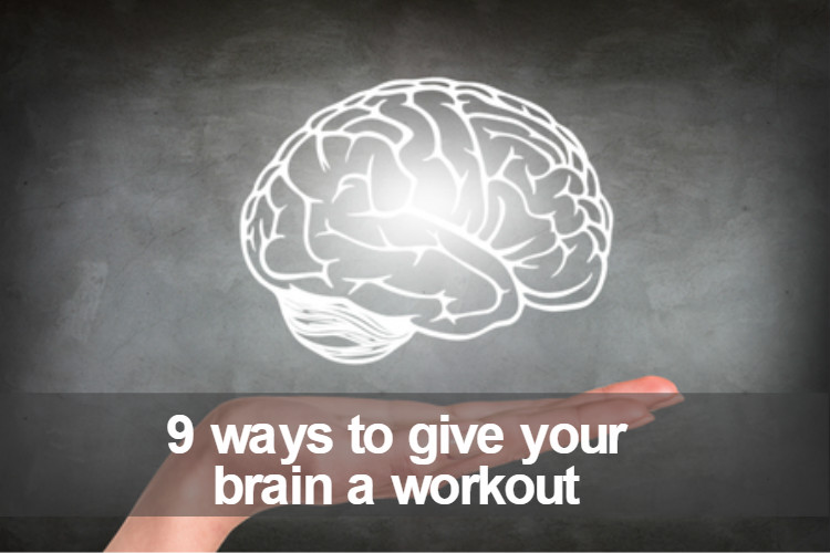 tips to give your brain a workout