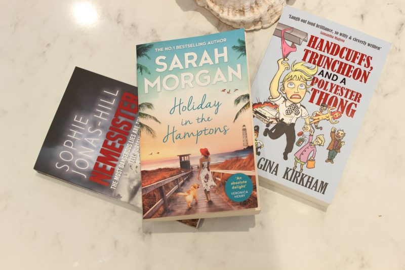 Holiday reads for women over 50