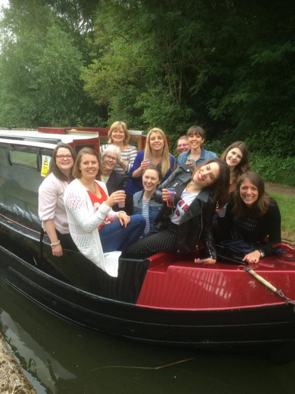 Midlife reinvention, setting up a boat trip business over 50