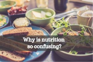 50 plus health why is nutrition confusing image