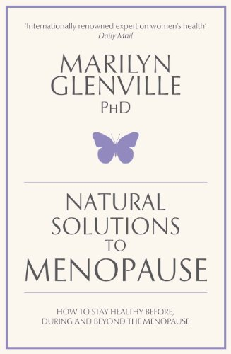 Books for menopause natural solutions to menopause image