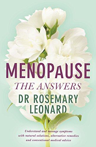 books on menopause Menopause the answers