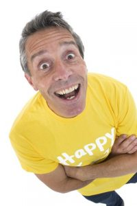 andy cope happiness book image