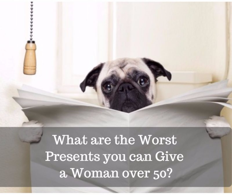 Worst gifts for women over 50 image