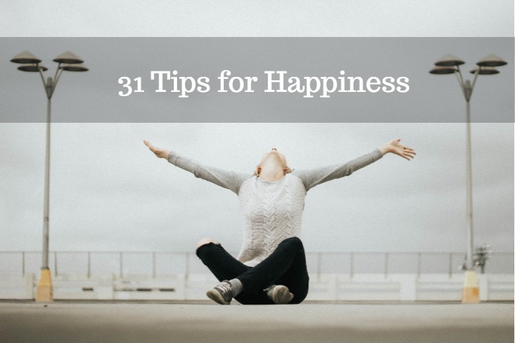 Top Tips to be happy over 50 image