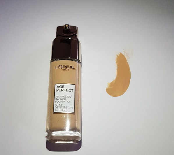 Revire Loreal ant--aging radiance foundatio image