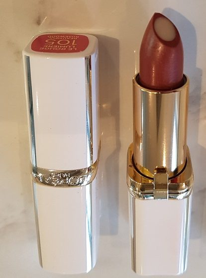 Review L'Oreal Age Perfect lipstick image