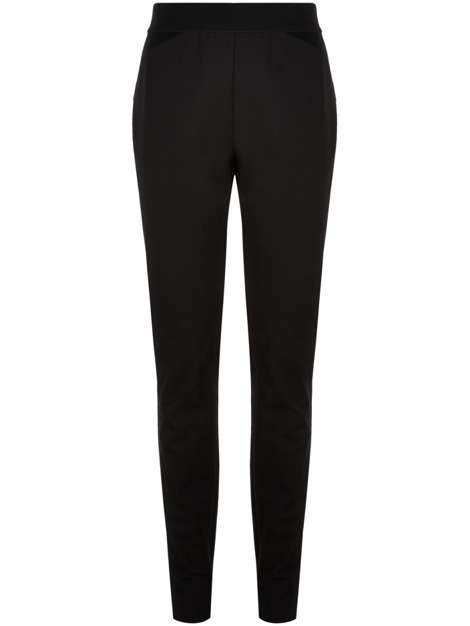 style over 50 skinny black trousers image