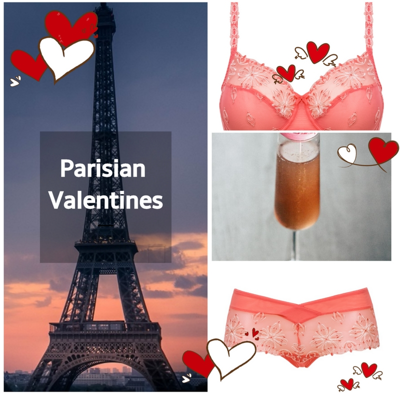 Tips to celebrate valentines Parisian way image