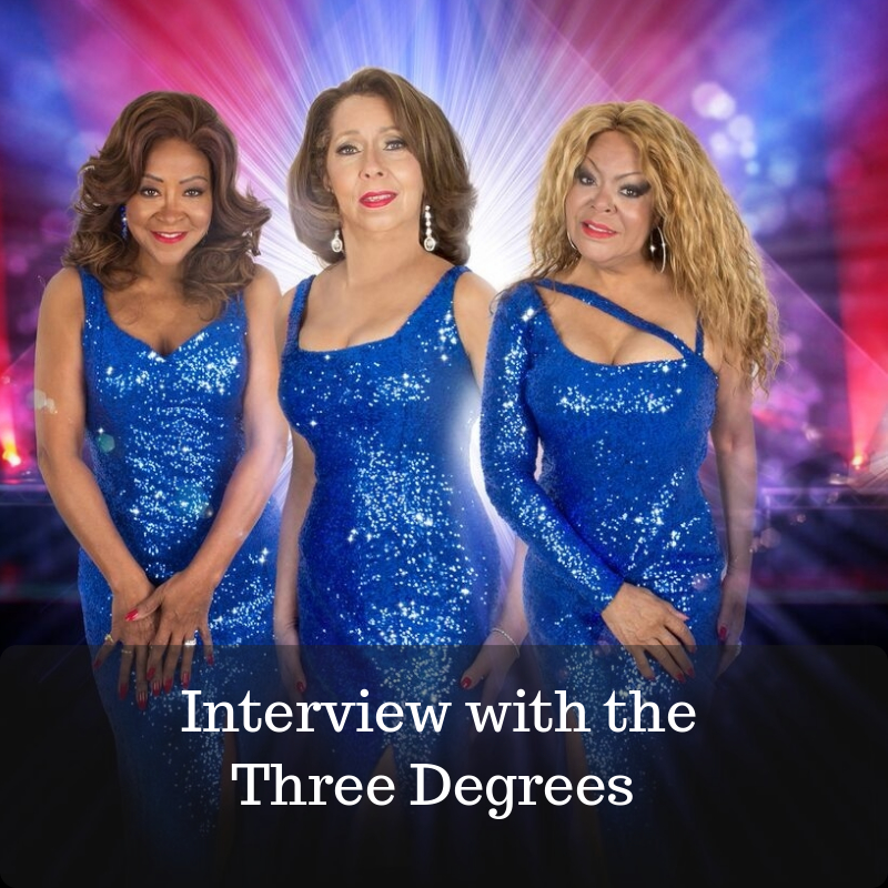 interview with the Three Degrees about Life over 50
