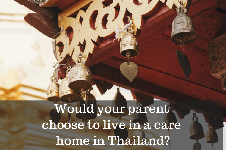 would you choose a Thai care home image