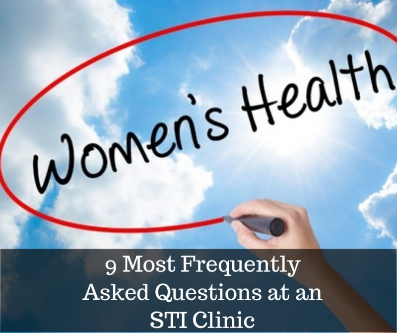 most asked questions by women over 50 on STIs