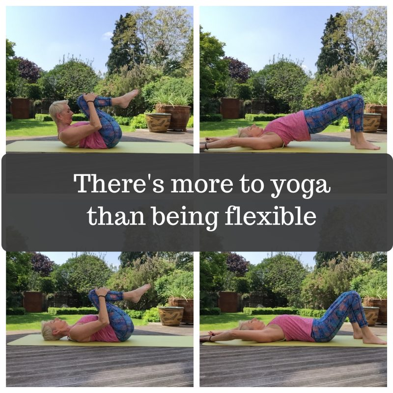 more to yoga than being flexible image