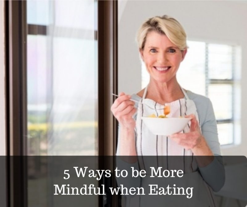 how to be more mindful when eating image