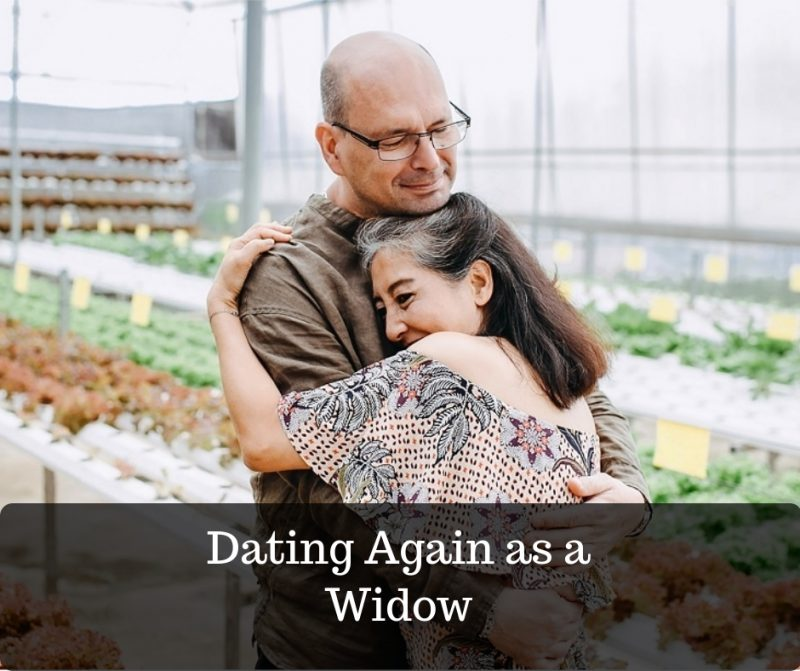 Dating a widow over 50