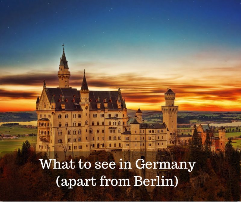 places to visit in Germany image