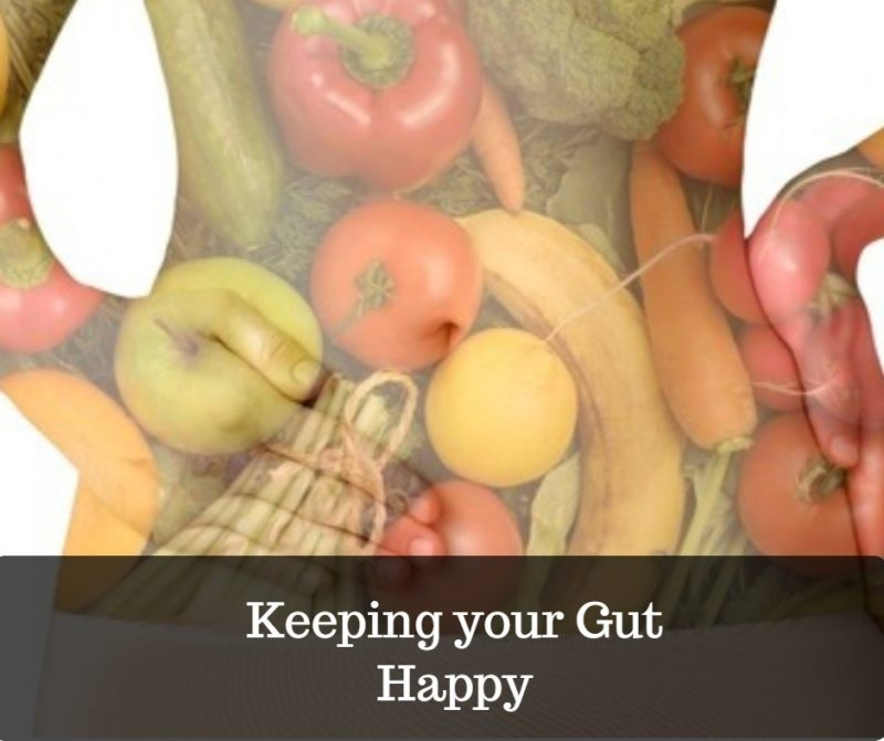 keeping your gut happy image