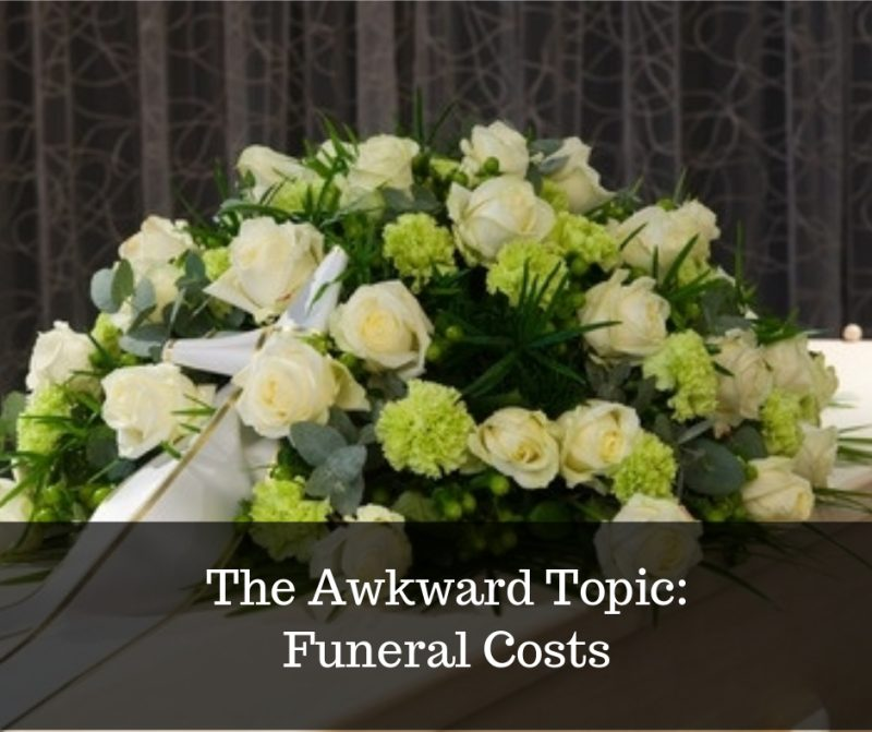 Funeral costs image