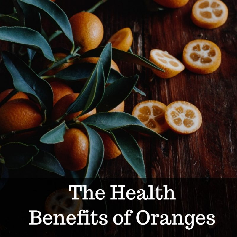 what are the health benefits of oranges image