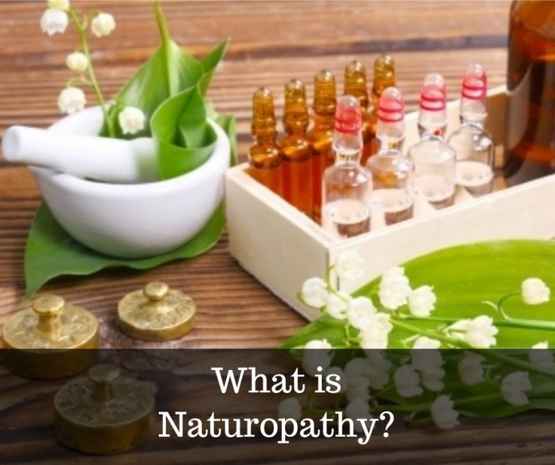 the naturopathic approach to health image