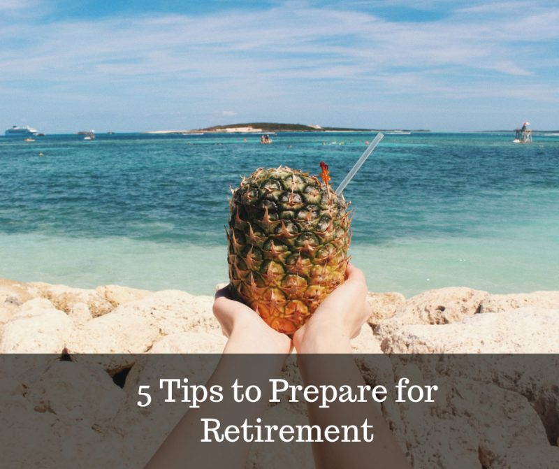 5 tips for retirement image