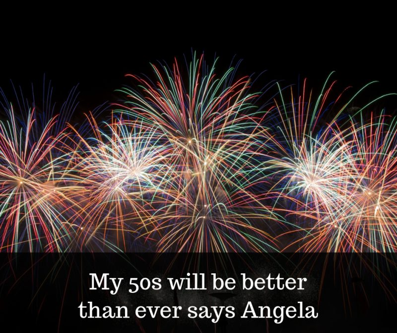 angela looking forward to 50s image