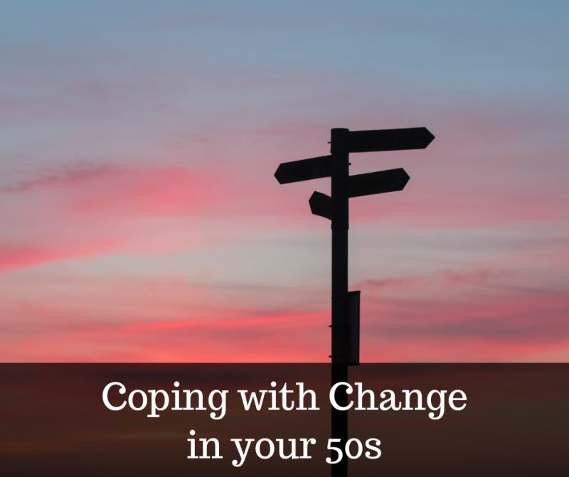 life over 50 coping with change image