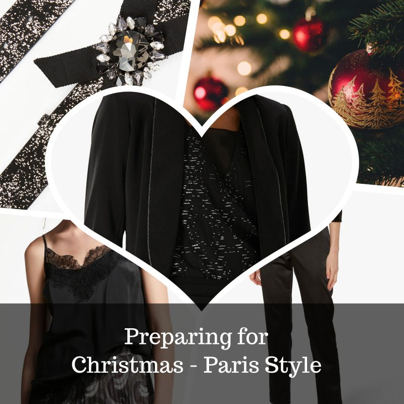 parisian Christmas style tips