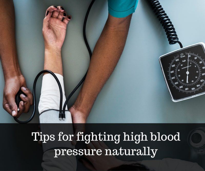 tips to avoid high blood pressure