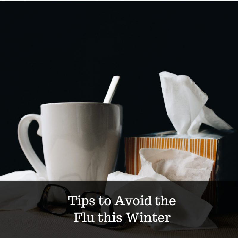 top tips to avoid the flu