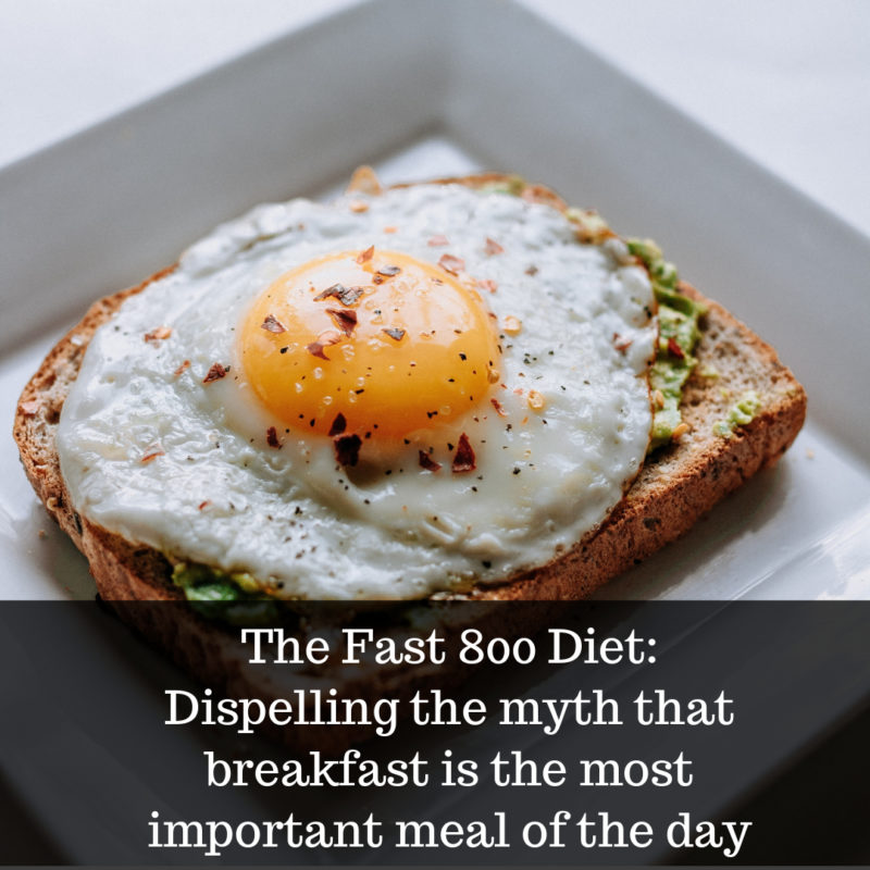 breakfastnot most important meal of day image