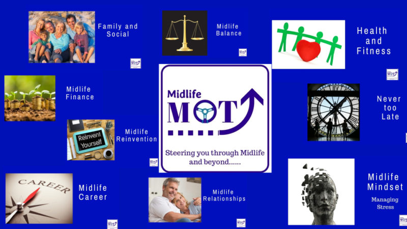 midlife MOT online programme launches