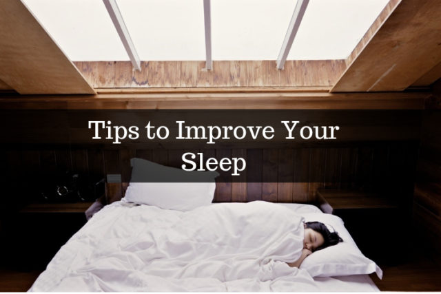 how to improve your sleep image