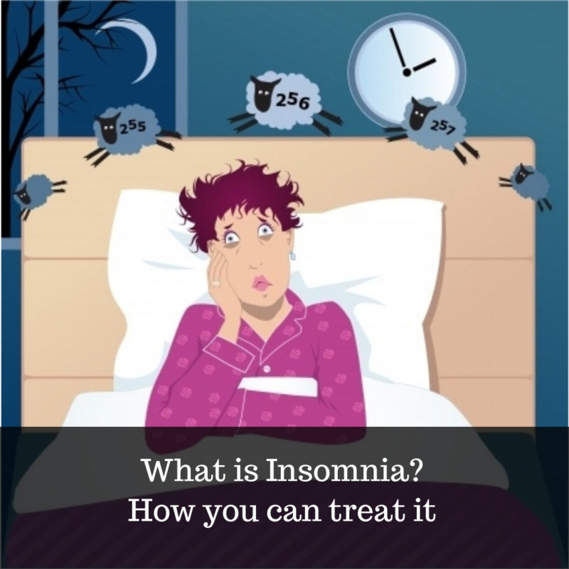 How to treat insomnia image