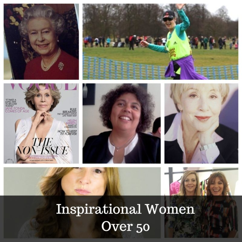 7 inspirational women over 50 image