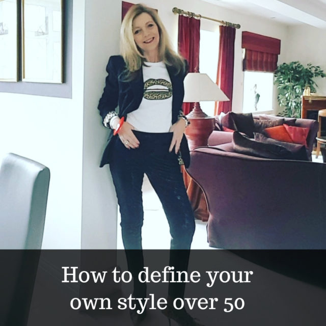 defining your style over 50 image