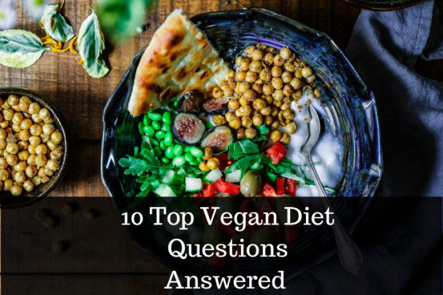 vegan diet questions answered image