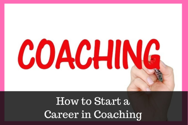 start a coaching business over 50 image