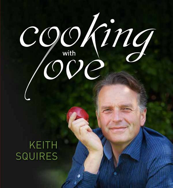 cooking with love vegan cook book image