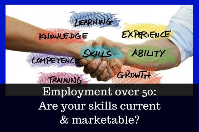 employment over 50 marketable skills image
