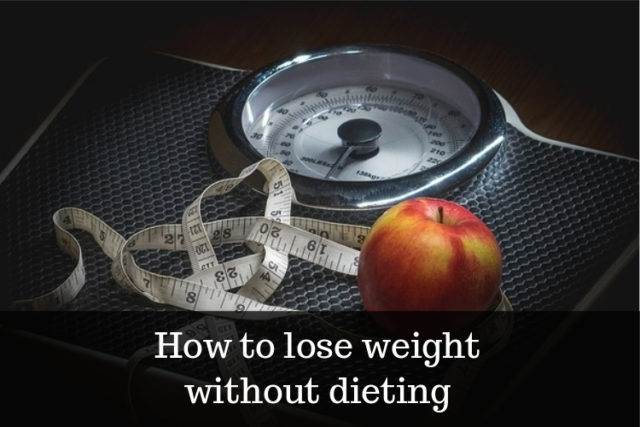 lose weight over 50 without dieting