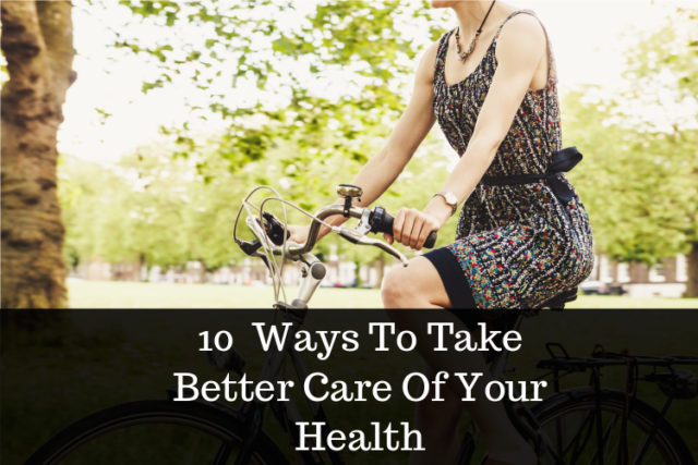 10 ways to improve your health image