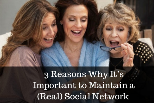 social network over 50 image