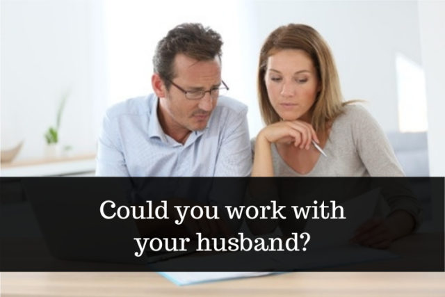 working with your husband over 50 image