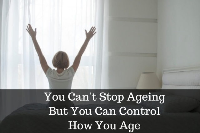 ways to control how you age